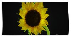 The Sunflower Hand Towel