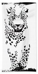The Three Musketeers - Leopard Hand Towel