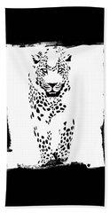 The Three Musketeers - Leopard Bath Towel