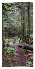 the Trail Hand Towel by Rod Wiens