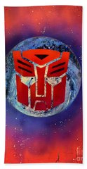 The Transformers Bath Towel