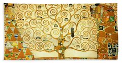 The Tree Of Life Bath Towel