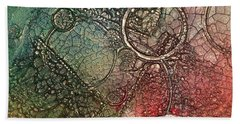 The Universe Bath Towel