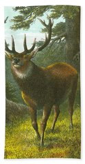 The Wapiti Bath Towel