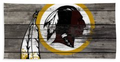The Washington Redskins 3e Bath Towel