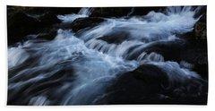The Waters Of Kirkjufell Hand Towel