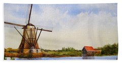 The Windmill Hand Towel