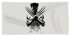 The Wolverine Hand Towel
