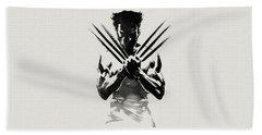 The Wolverine Bath Towel