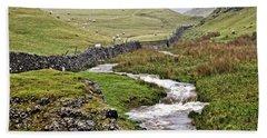The Yorkshire Dales Bath Towel