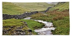 The Yorkshire Dales Bath Towel