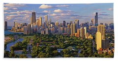 This Is Lincoln Park With Diversey Bath Towel