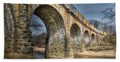 Thomas Viaduct Panoramic Hand Towel