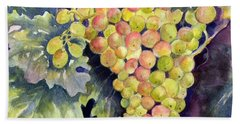 Thompson Grapes Bath Towel