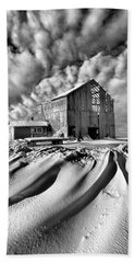 Hand Towel featuring the photograph Those Were The Days by Phil Koch