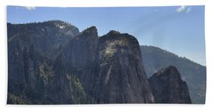 Three Brothers From Four Mile Trail Hand Towel