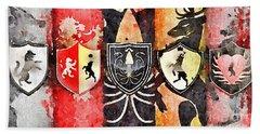 Thrones Hand Towel