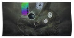 Through The Mists Of Time Bath Towel