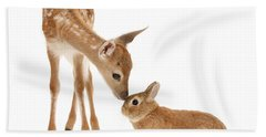 Thumper And Bambi Hand Towel