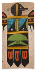Thunder Bird #2 Hand Towel by Ralph Root