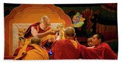 Tibetan_d124 Hand Towel