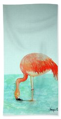 Tickled Pink Bath Towel