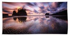 Tidal Reflection Serenity Hand Towel