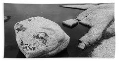 Tide Pool Boulder Hand Towel