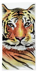 Tiger Love Hand Towel