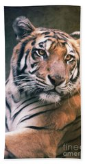 Tiger No 6 Hand Towel
