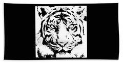Tiger Bath Towel by Now