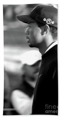 Tiger Woods Bw 2005 Hand Towel