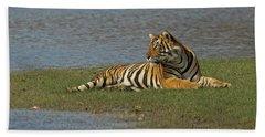 Tigress Bath Towel