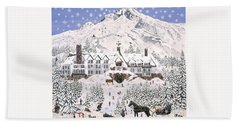 Timberline Lodge Hand Towel