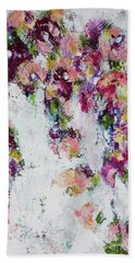 Time After Time Hand Towel by Kirsten Reed