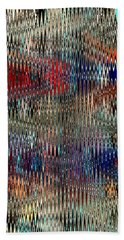 Time And Space Threads Bath Towel