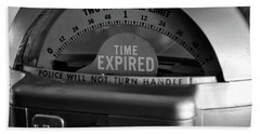 Time Expired Hand Towel
