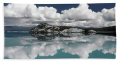 Time For Reflection Bath Towel