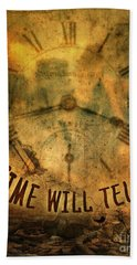 Time Will Tell Hand Towel
