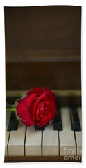Timeless Melody Hand Towel