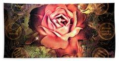 Timeless Rose Hand Towel