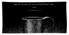 Tin Cup Chalice Lyrics Bath Towel
