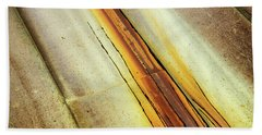Tin Roof Abstract Hand Towel