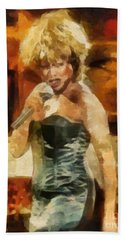 Tina Turner Collection - 2 Bath Towel