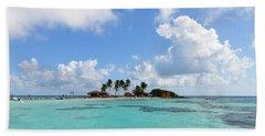 Tiny Island Hand Towel
