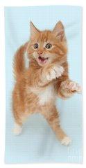 Tiny Tiger Hand Towel
