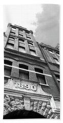 Tn Brewery Memphis 1890 Bath Towel