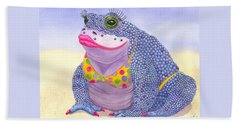 Toadaly Beautiful Bath Towel