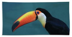 Toco Toucan Bath Towel