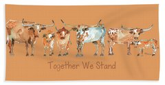 Together We Stand Lh013 Hand Towel